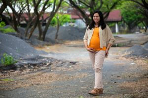 Walking Pregnancy Exercise