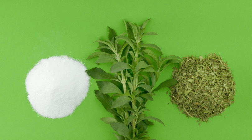 Stevia, The Natural Sweetner - Benefits & side Effects
