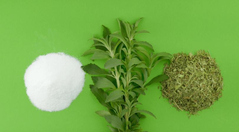 Stevia, The Natural Sweetner - Benefits & side Effects