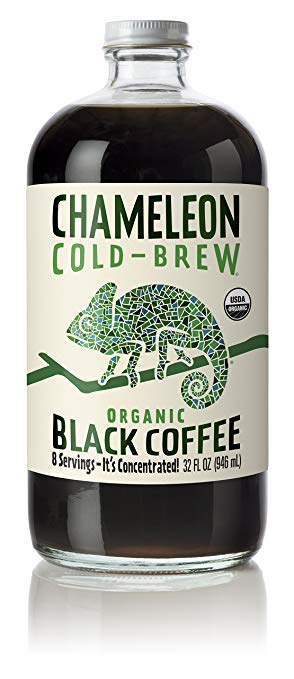 Chameleon Cold Brew Organic Black Coffee