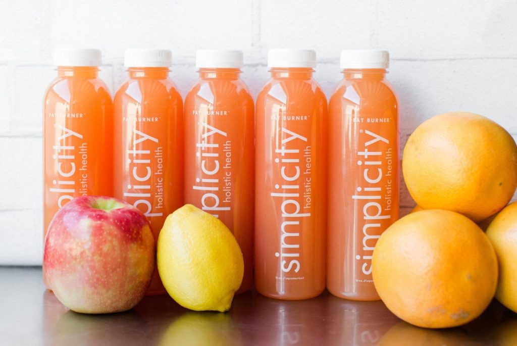 Simplicity Cold Pressed Juice Fat Burner