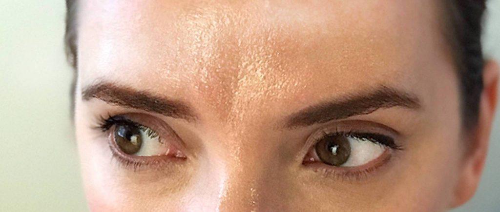 Apple face mask for oily skin