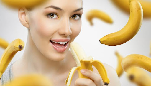 Banana peel in skincare
