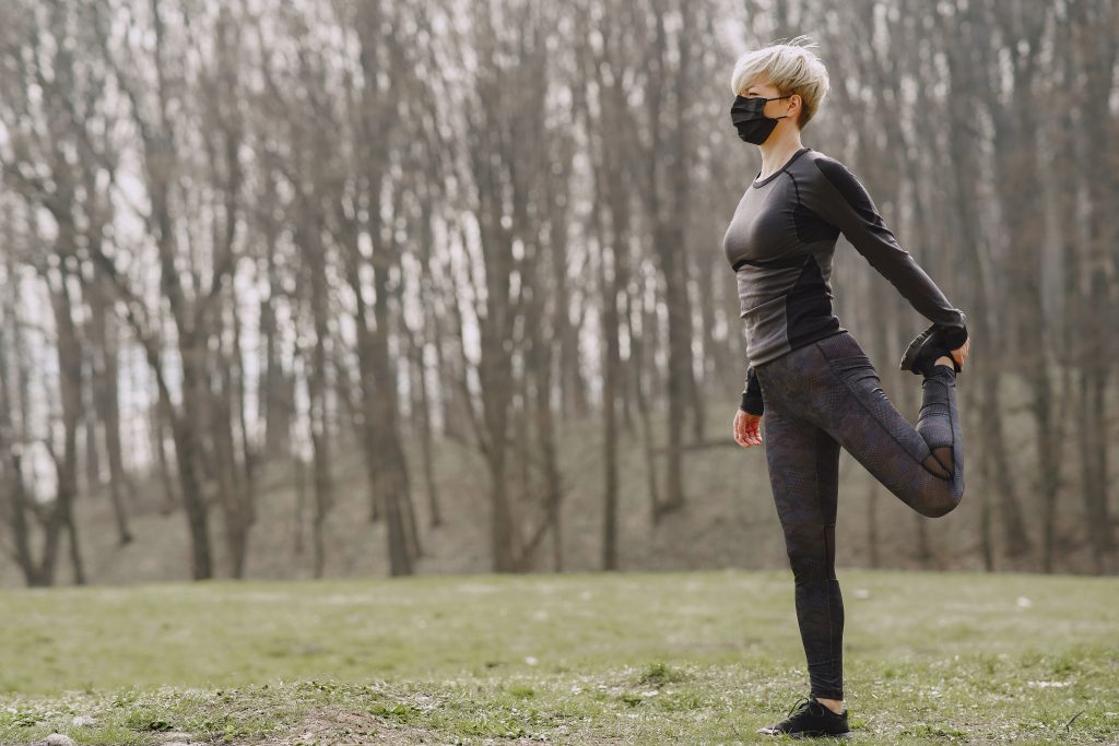 Does exercise boost immunity against COVID-19?