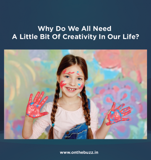 Creativity to release stress