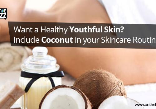 Coconut for skin