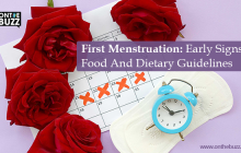 First Menstruation
