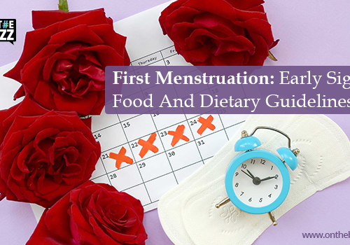 First Menstruation