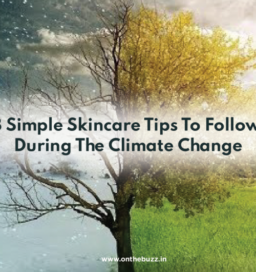 climate change skincare