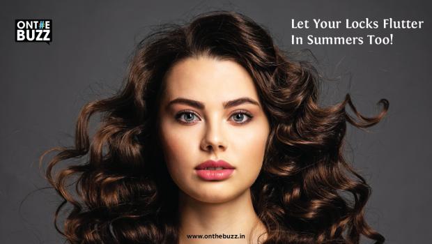 let your locks flutter in summer
