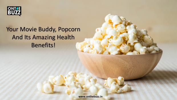 popcorn benefits